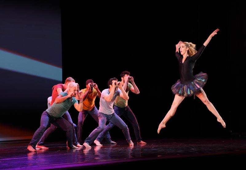 Bad Boys of Dance - Rock The Ballet